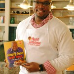 Chef Aaron McCargo and his new cookbook