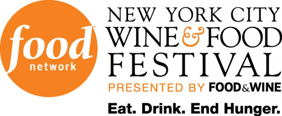 2012 FOOD NETWORK NEW YORK CITY WINE &amp; FOOD FESTIVAL LOGO
