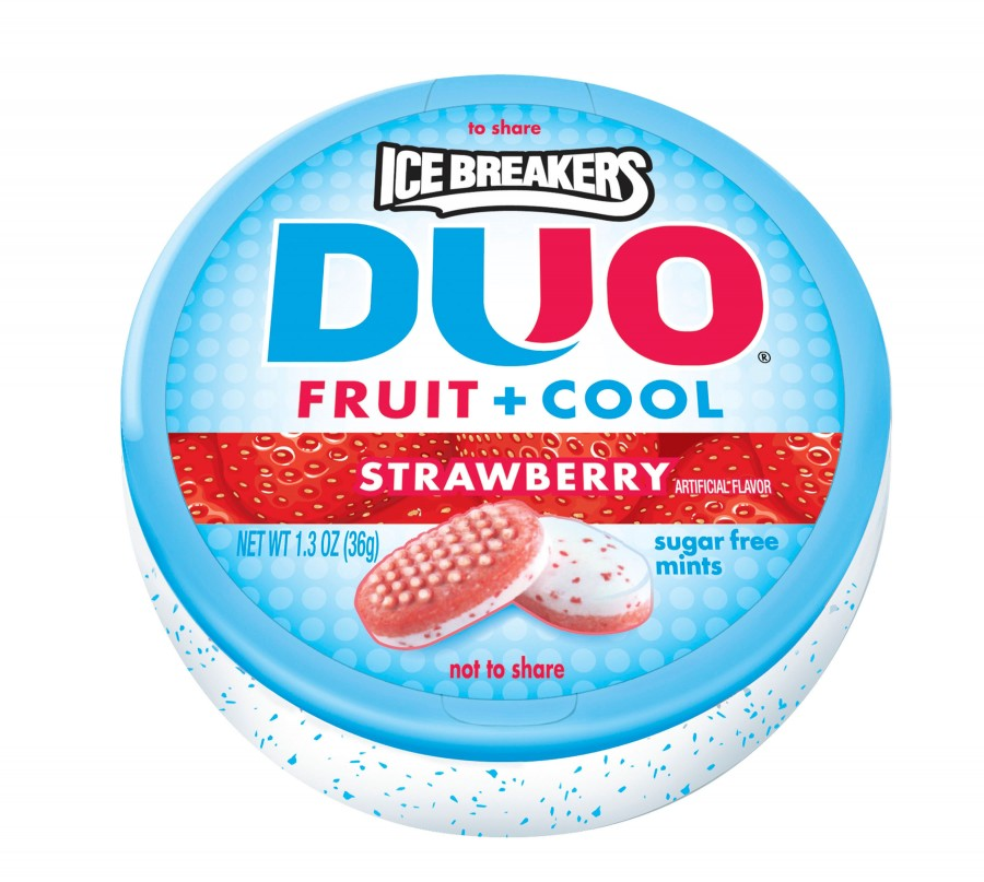 THE HERSHEY COMPANY ICE BREAKERS DUO