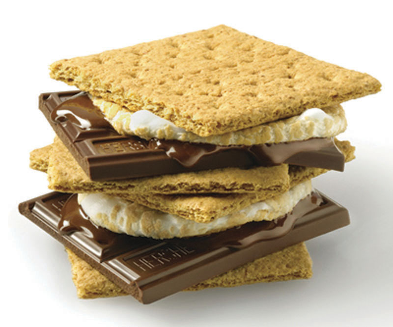 THE HERSHEY COMPANY DOUBLE-DECKER S'MORES