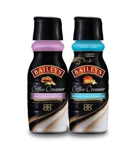 BAILEYS Coffee Creamers Two New Flavors