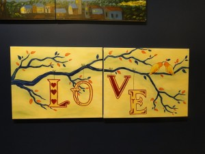 Love painting for Date Night on September 19.