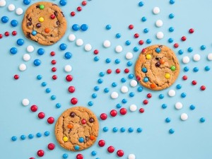 Free Cookie at Great American Cookies on Election Day (PRNewsFoto/Great American Cookies)