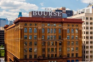 A world-class and globetrotting marketplace will open at the Bourse in summer 2018. Credit: Photo by J. Fusco for VISIT PHILADELPHIA®