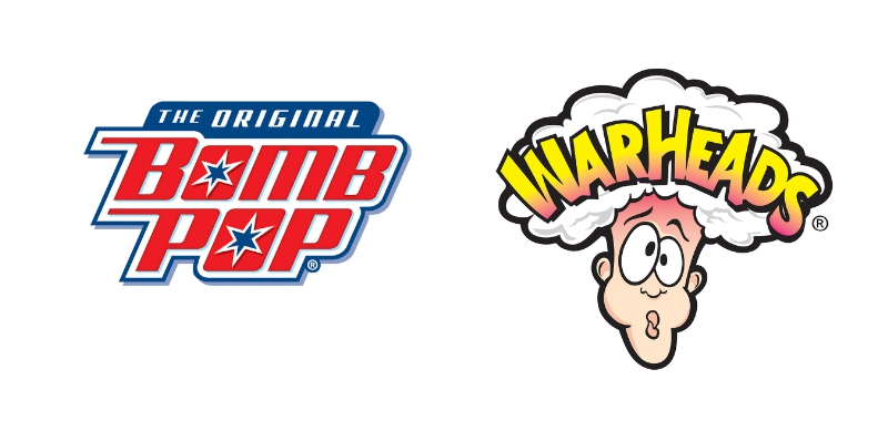 bomb pop teams up with warheads to unveil new extreme sour